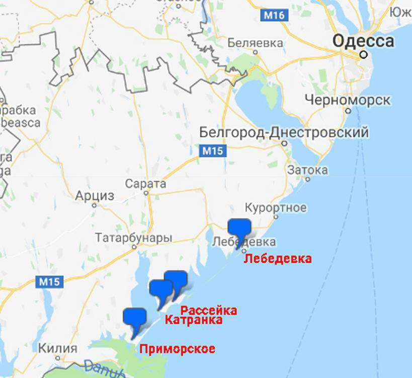 Відпочинок на Чорному морі в 2020 - Бази відпочинку, приватний ...