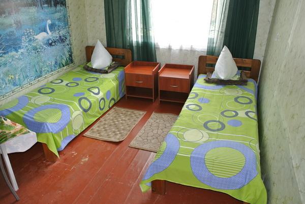 База отдыха «Арго» на курорте Катранка.