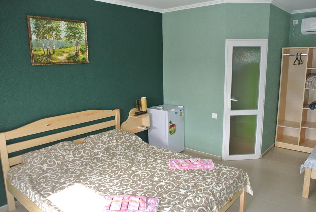 База отдыха Бригантина - номера. курорт Катранка фото № 5993 2016 год