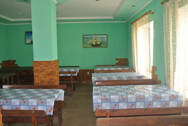 База отдыха Маранд на курорте Катранка