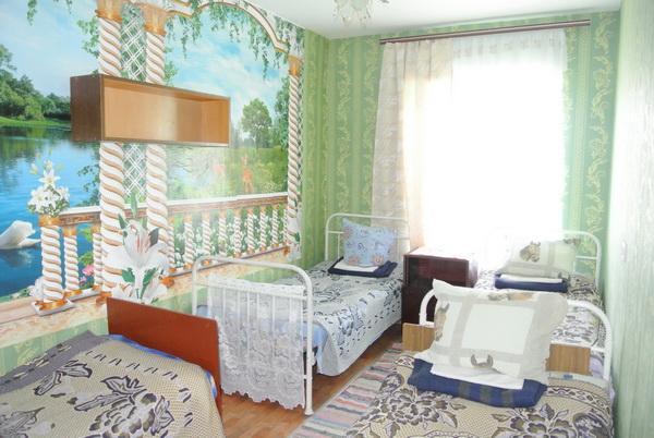 Частный коттедж отдыха «Оксамитовий берег» курорт Катранка