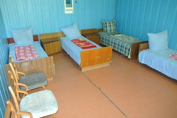 База отдыха «Рассвет» на Курорте Катранка