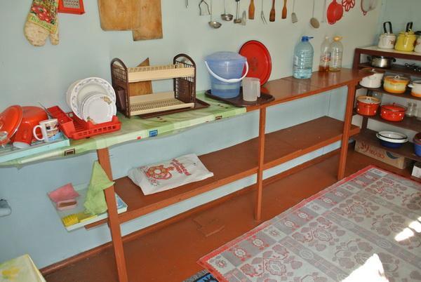 Частный коттедж отдыха «Дубовая роща» на курорте Лебедевка