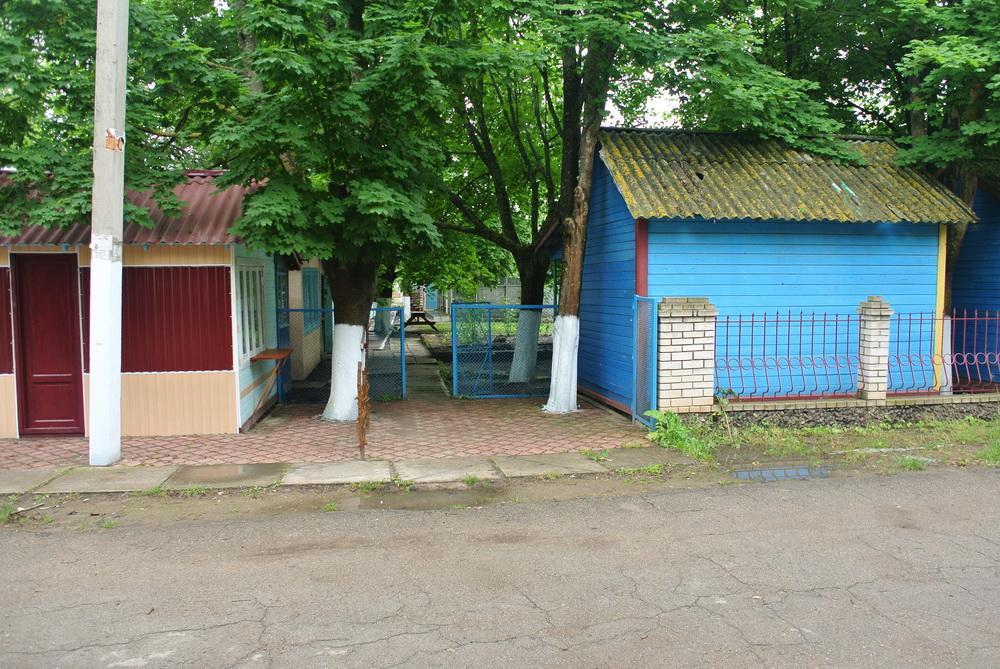 База отдыха Колос курорт Лебедевка 2016 год 4201