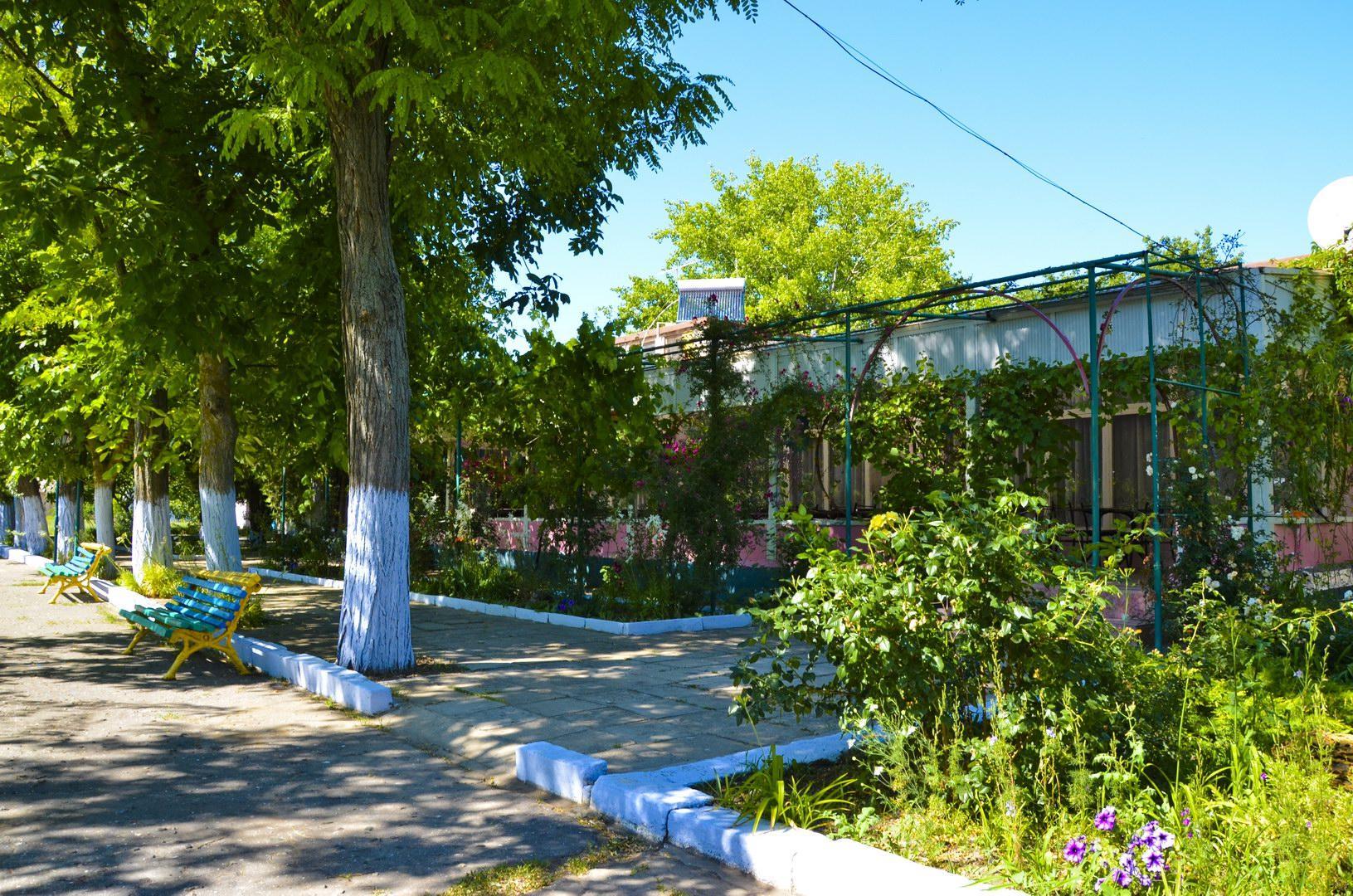 База отдыха Ривьера (курорт Лебедевка)