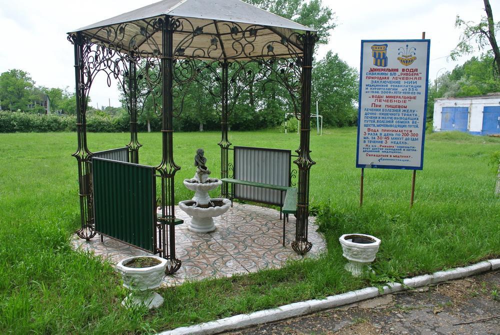 База отдыха Ривьера на курорте Лебедевка 2016 год   4552