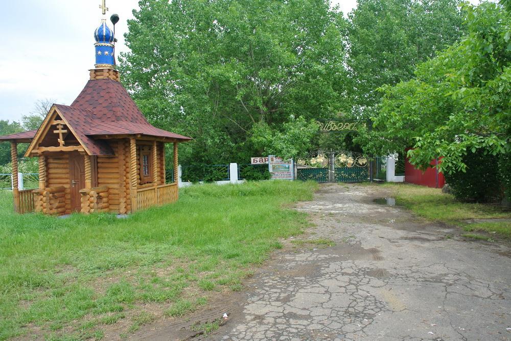 База отдыха Ривьера на курорте Лебедевка 2016 год   4594