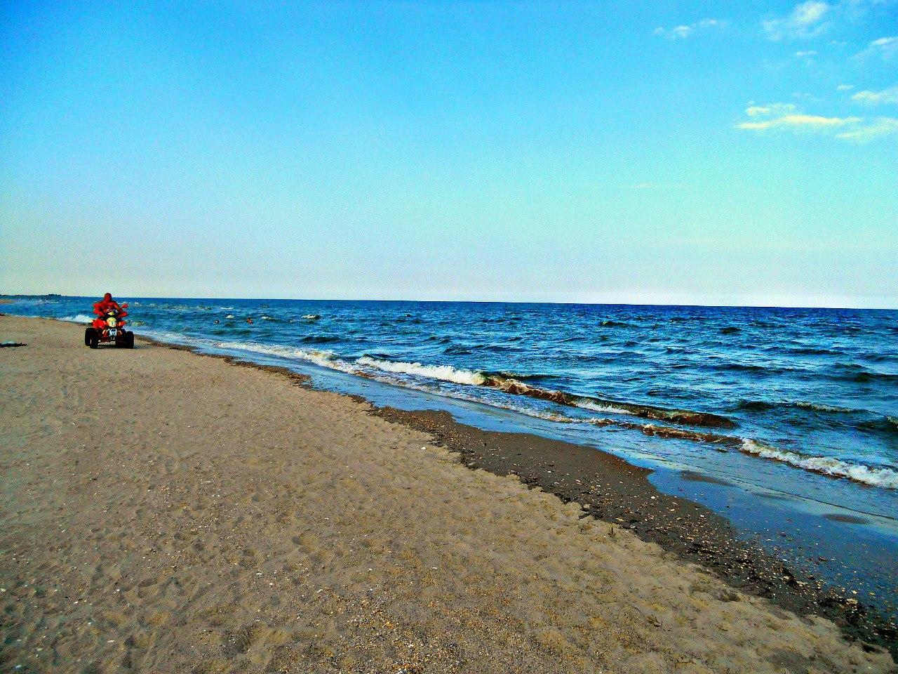 База отдыха Алекс Фото № 15 курорт Приморское 2016 год
