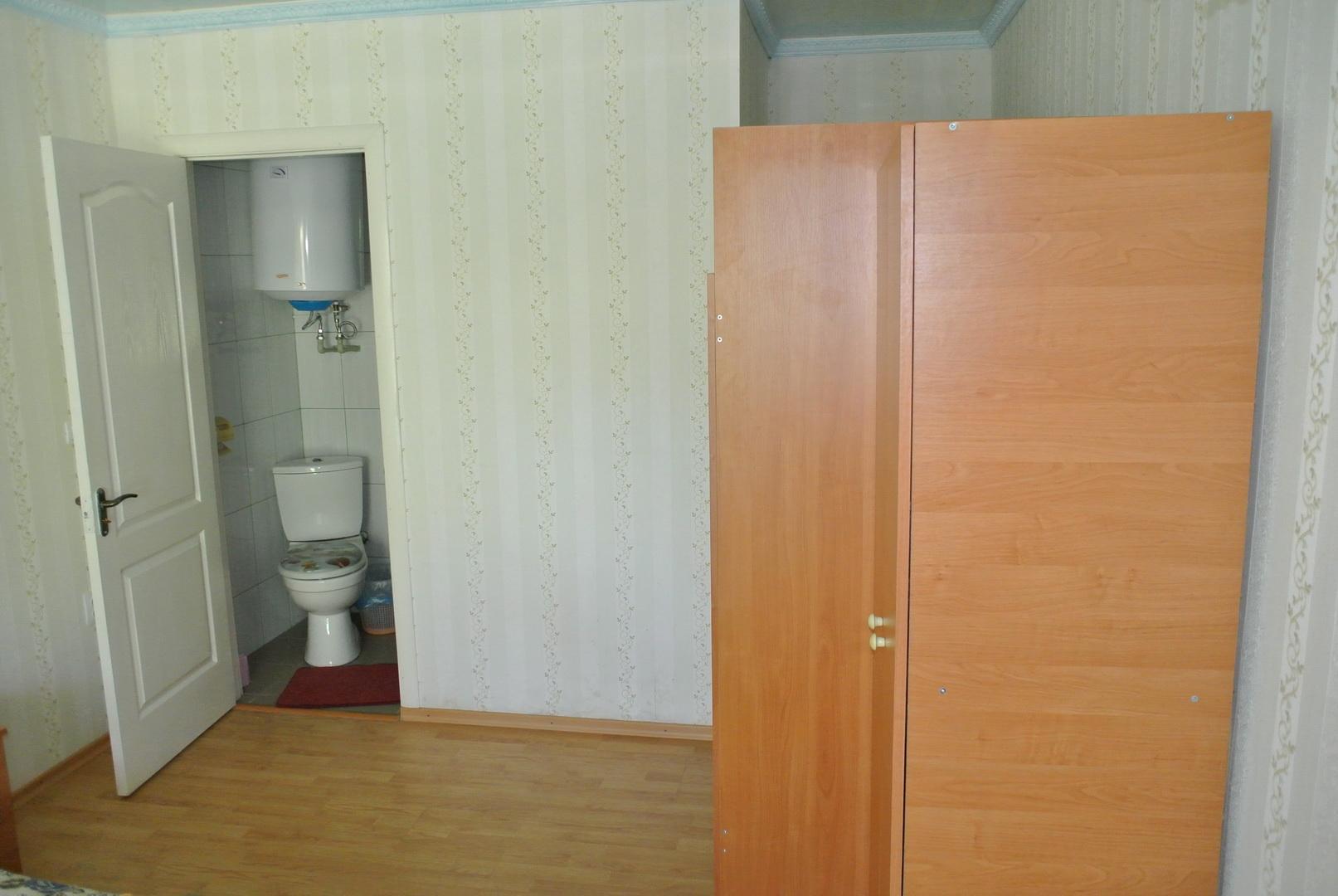 Комнаты на базе отдыха «Приморск-2» на курорте Приморское