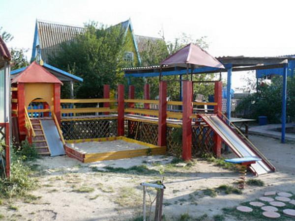 База отдыха Чайка на курорте Рассейка. Фото № 1340