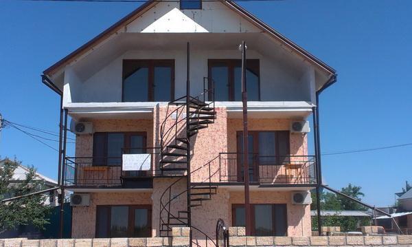Частный дом отдыха «Черное море» на курорте Рассейка