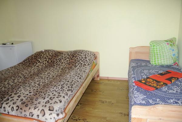 Частный коттедж отдыха «Гостевой дворик» на курорте Рассейка