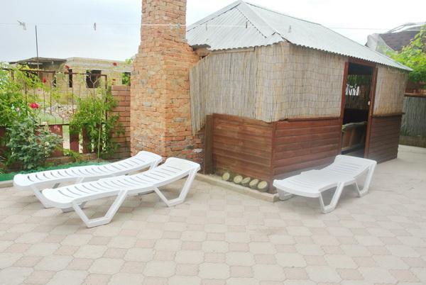 Фото частного коттеджа отдыха «Камышовый рай» на курорте Расейка