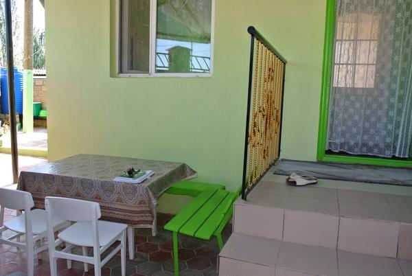 Частный коттедж отдыха «В гостях у Надежды» на курорте Рассейка