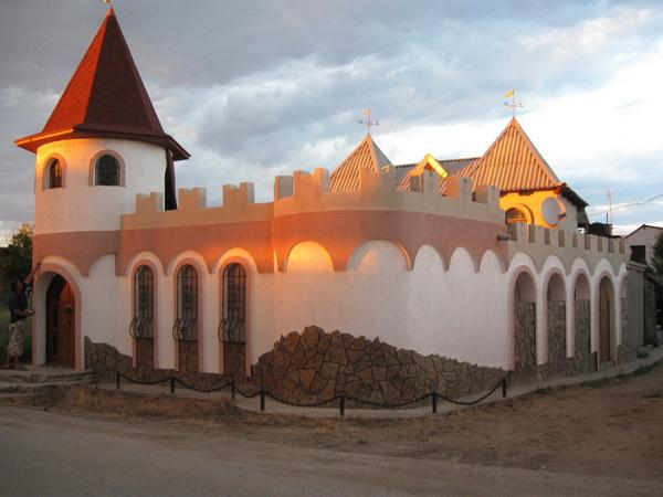 База отдыха «Тир» на курорте Рассейка